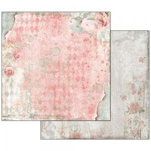 Dream Texture With Rose - Stamperia