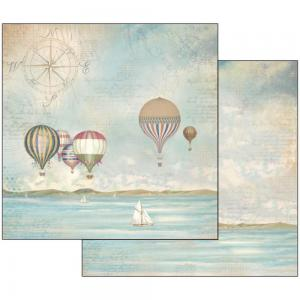 Sea Land Balloons - Stamperia