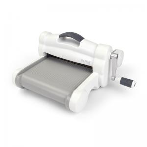 Sizzix Big Shot Plus A4 - White & Grey