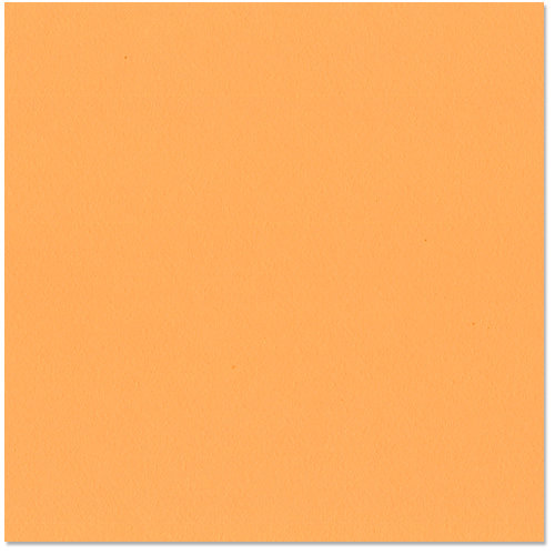 Cardstock - Creamsicle - Bazzill