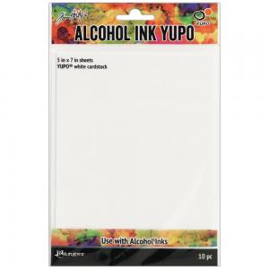 Alcohol Ink Cardstock YUPO - Ranger