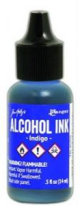 INDIGO Alcohol Ink - Tim Holtz Ranger