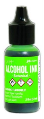 BOTANICAL Alcohol Ink - Tim Holtz Ranger