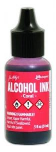 CORALPERI Alcohol Ink - Tim Holtz Ranger