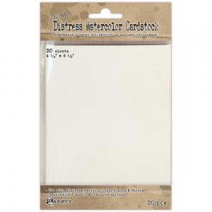 Distress Watercolor Cardstock  - Tim Holtz