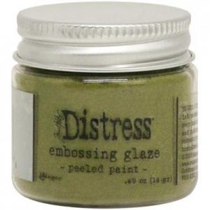 PEELED PAINT Distress Embossing Glaze - Tim Holtz