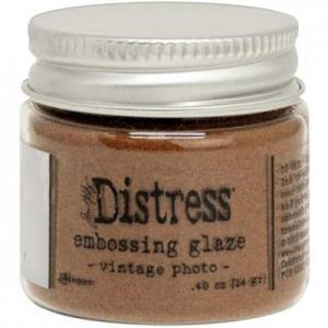 VINTAGE PHOTO Distress Embossing Glaze - Tim Holtz