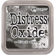 Distress Oxide Black Soot - Tim Holtz