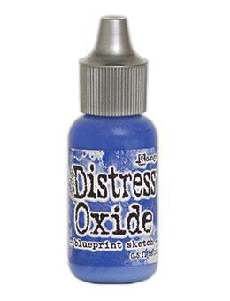 Distress Oxide REFILL Blueprint Sketch