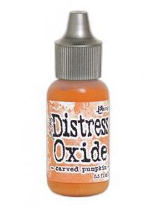Distress Oxide REFILL Carved Pumpkin
