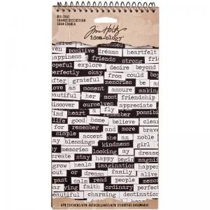 BIG CHAT - Stickers - Tim Holtz