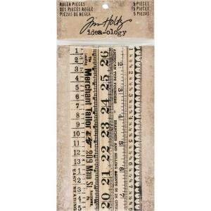 RULER PIECES - Tim Holtz