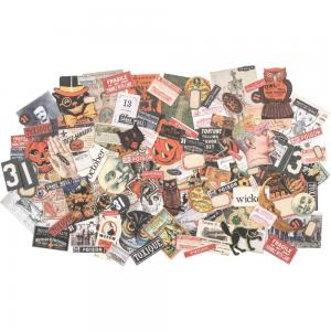Snippets Tiny Die-Cuts/Halloween - Idea-Ology  - Tim Holtz