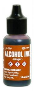 GINGER Alcohol Ink - Tim Holtz Range