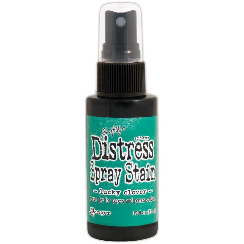 LUCKY CLOVER Distress Spray Stain - Tim Holtz