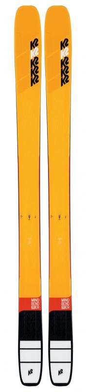 K2 Mindbender 108 TI / Marker Griffon 13 110mm