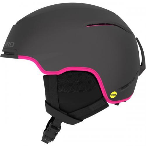 Giro Avera Mips black / Bright pink 20/21