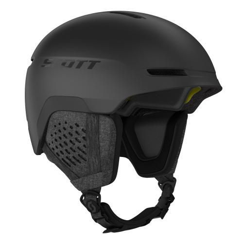 Scott Helmet Track Plus Black 20/21