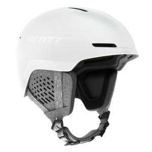 Scott Helmet Track Plus White 20/21