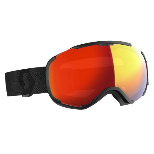 Scott Goggle Faze II Black / Enhancer Red Chrome 20/21