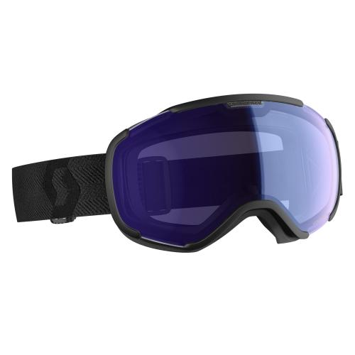 Scott Goggle Faze II Black / Illuminator Blue Chrome 20/21