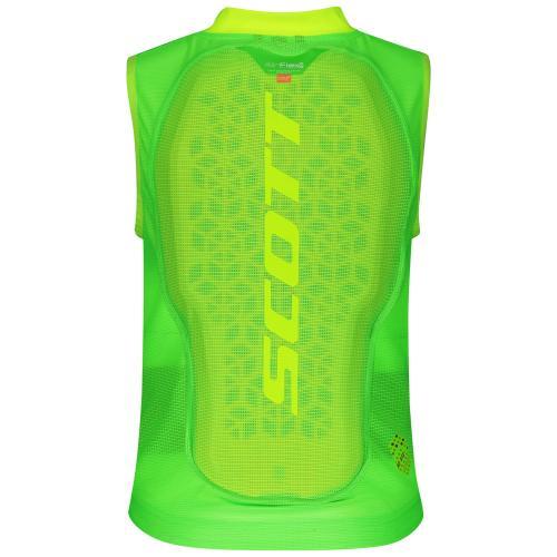 SCOTT AirFlex Jr Vest Protector Green 20/21