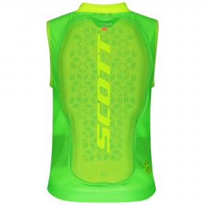 SCOTT AirFlex Jr Vest Protector Green 20/21
