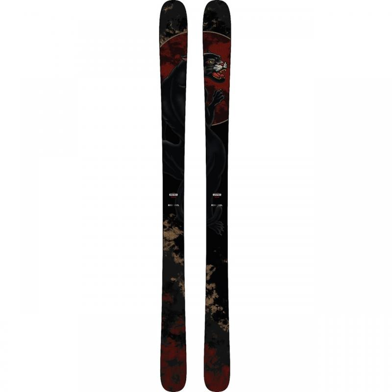 Rossignol Black Ops 98 / Look SPX 12 Dual B100 Black