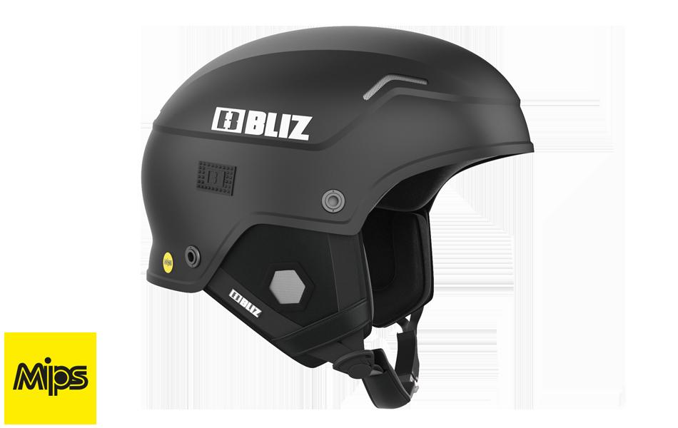 BLIZ EVO Mips Slalom/Freeride hjälm Svart
