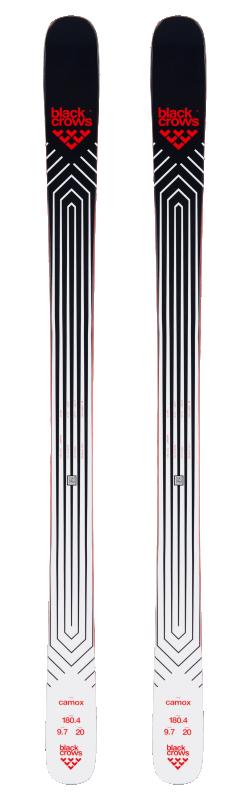 Black Crows Camox 19/20 / Marker Griffon 13 ID