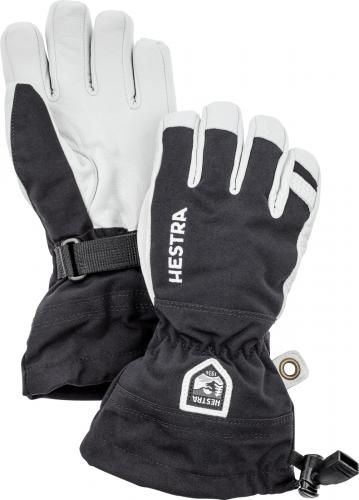 Hestra Army Leather Heli Ski Jr. - 5 Finger