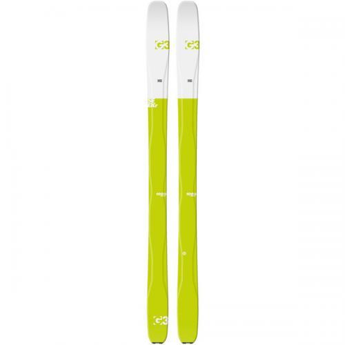 G3 Seekr 100 Skis / Dynafit Rotation 12