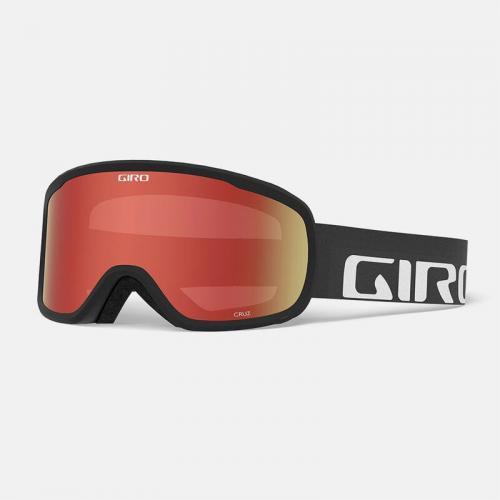 Giro Cruz Black wordmark 20/21