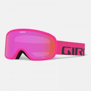 Giro Cruz Bright pink wordmark 20/21