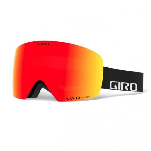 Giro Contour Black Wordmark 20/21