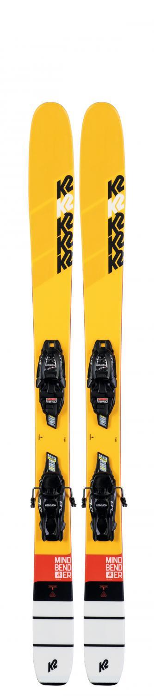 K2 Mindbender Jr/Marker 7.0 Fdt