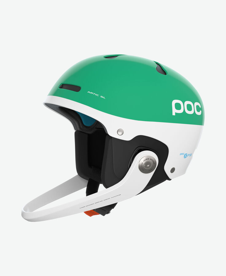 POC Artic SL 360 SPIN Emerald Green 20/21