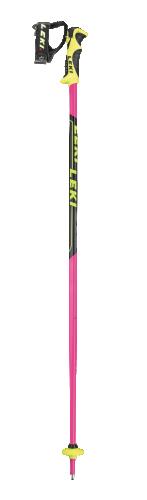 Leki WC Lite SL Racingstav Jr Pink