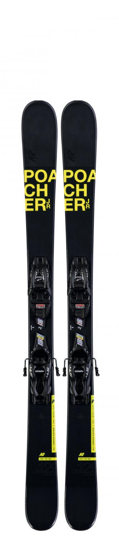 K2 Poacher Jr/Marker 7.0 Fdt (19/20)
