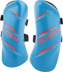 Slytech Shinguard Std Navy Blue/Neon