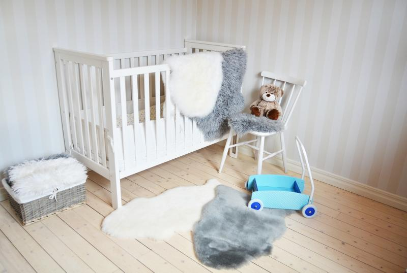 Babycare rug - Light Grey
