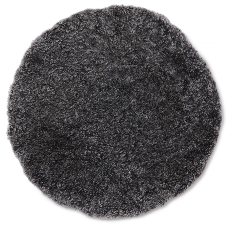 Curly Pad 34Ø - Dark Grey