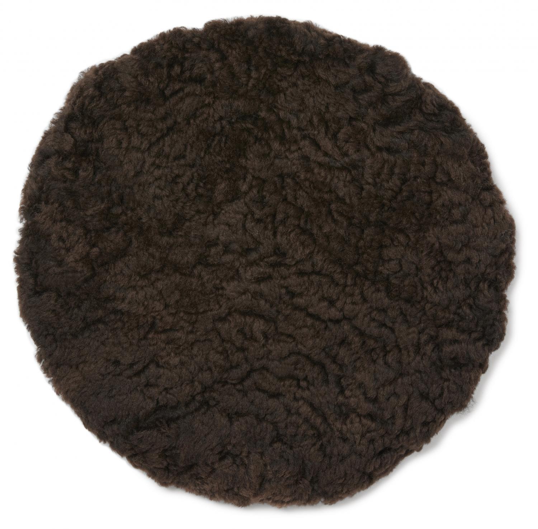 Curly Pad 34Ø - Brown