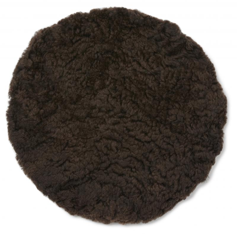 Curly Pad 34Ø - Brown