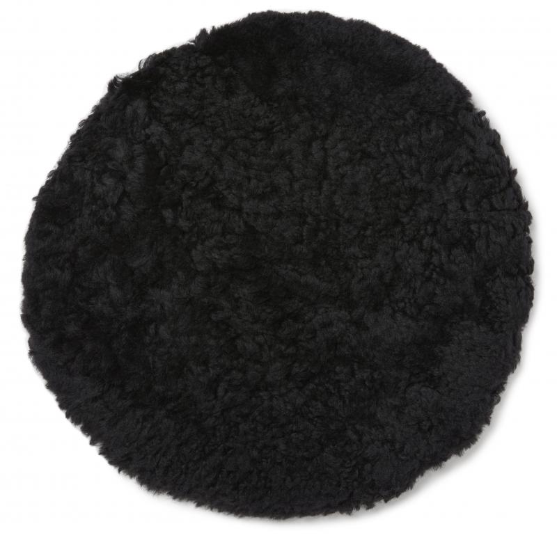Curly Pad 34Ø - Black