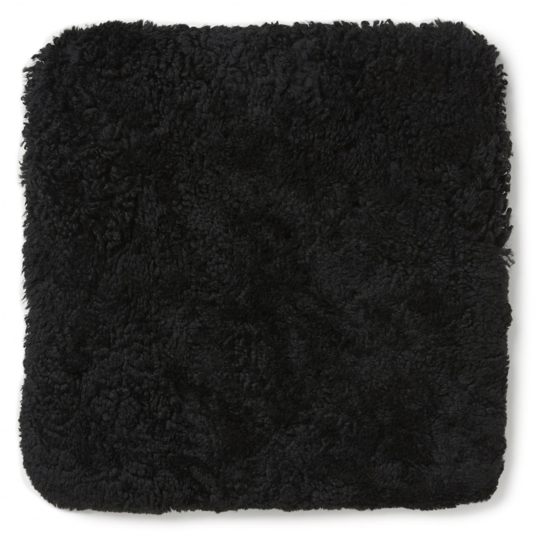 Curly Pad 40x40 - Black