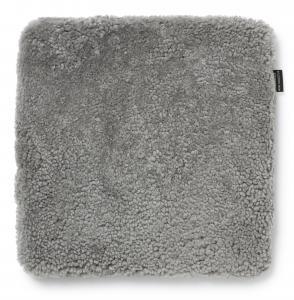 Curly Pad 45x45 - Natural Grey