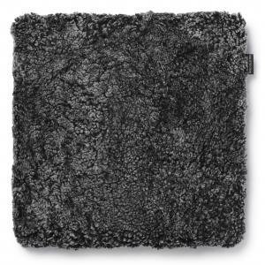 Curly Pad 45x45 - Dark Grey