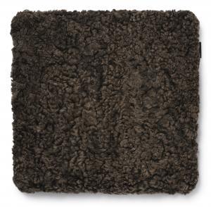 Curly Pad 45x45 - Brown