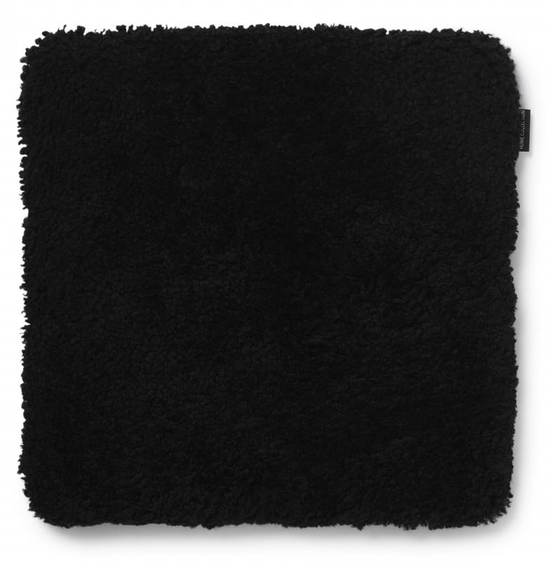 Curly Pad 45x45 - Black